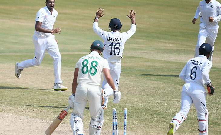 India vs South Africa 1st Test Day 5 Live - Visakhapatnam Ind Vs SA Day 5 Live Score Today Cricket Match Updates